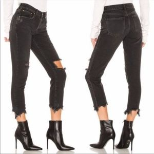 FREE PEOPLE Good Time Relaxed Skinny Jeans sz 32!